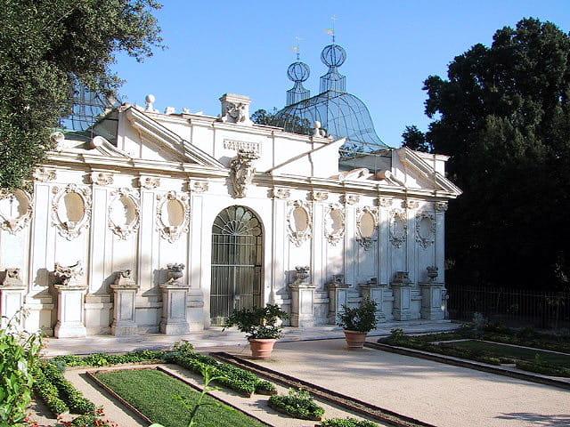 Villa Borghese - Extension