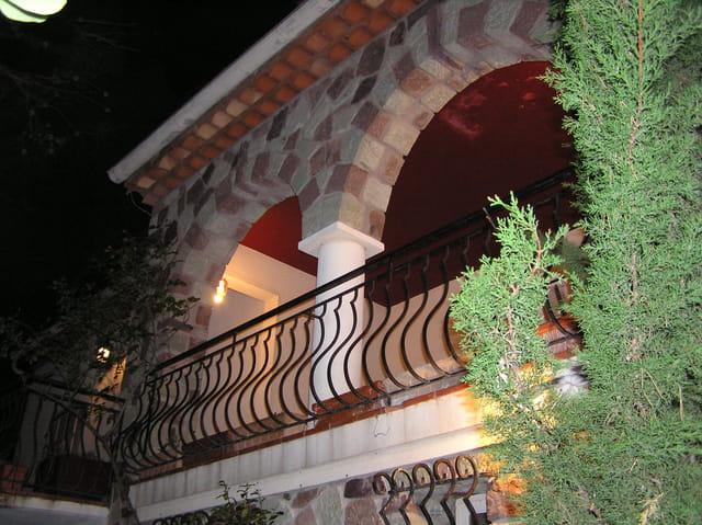 Villa brimbelle (nuit)