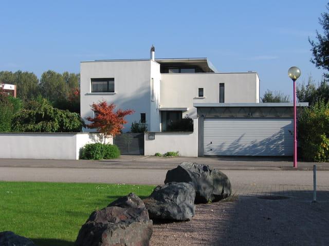 Villa, rue de lisbonne
