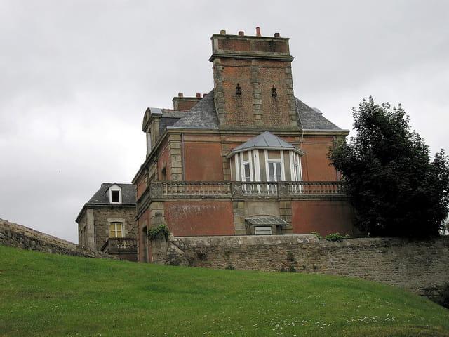 Villa vue des remparts (2)