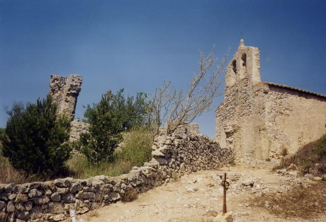 Village abandonné