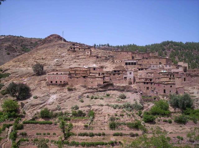 Village berbère