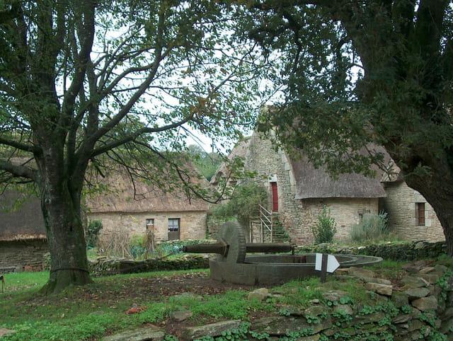 Village breton