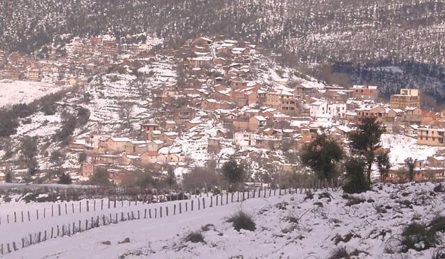 Village chebel