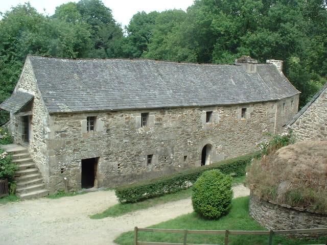 village d'autrefois