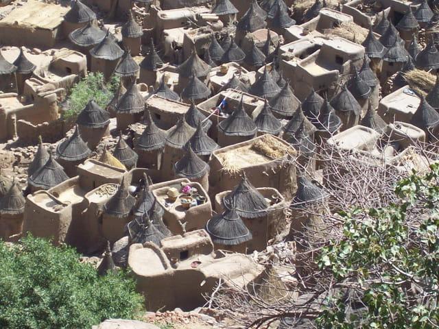 Village d'une autre époque