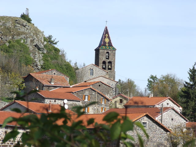 Village de campagne