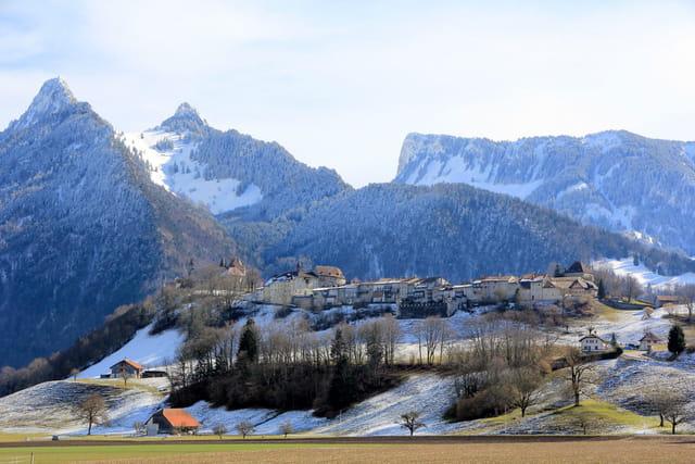 Village de Gruyère