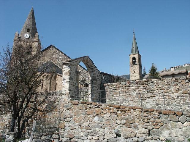 Village de l'Isère