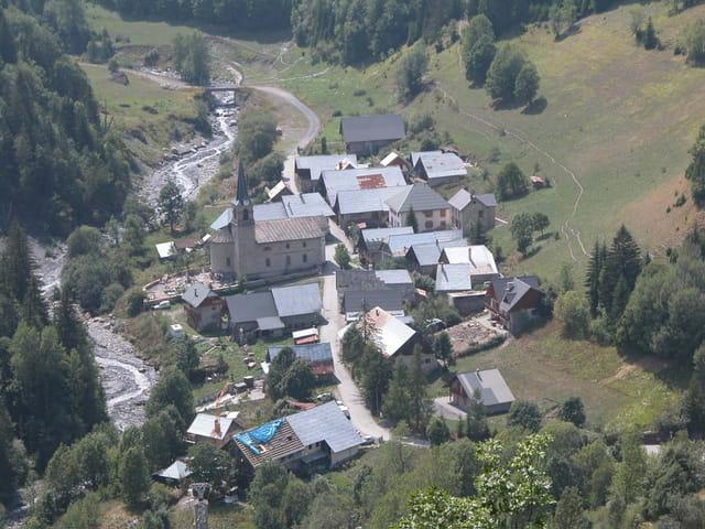 Village de Savoie