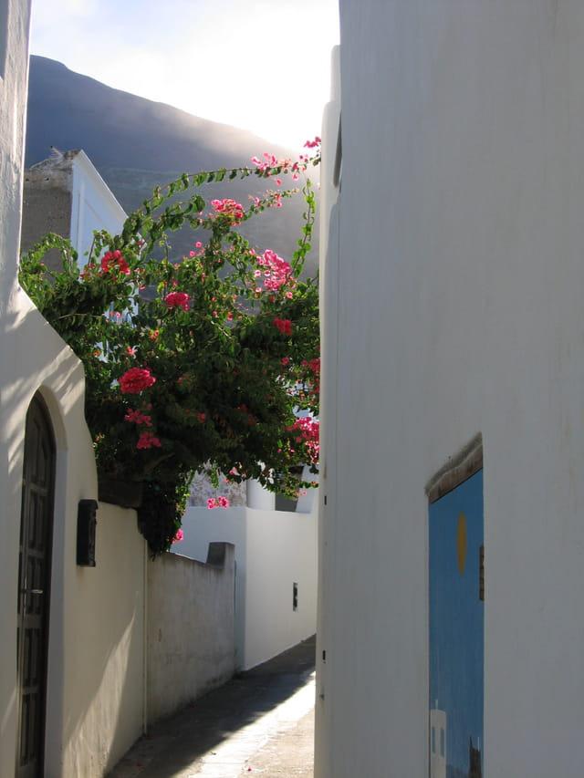 Village de stromboli