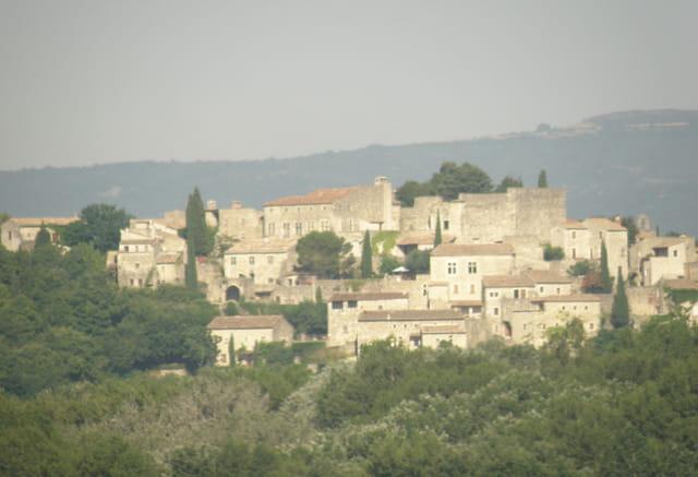 Village des Alpilles