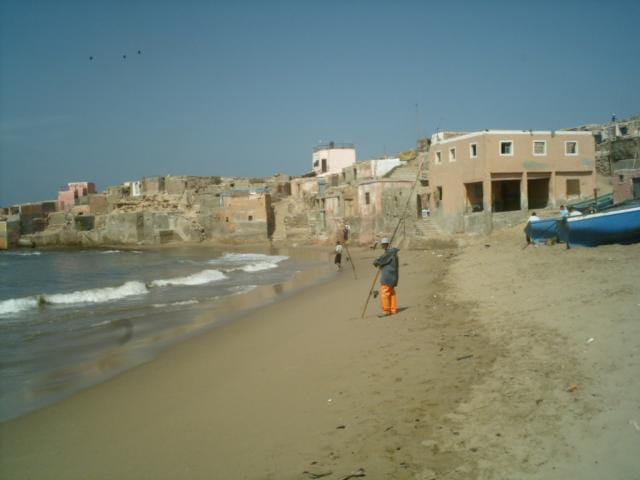 Village des pêcheurs Tifnit