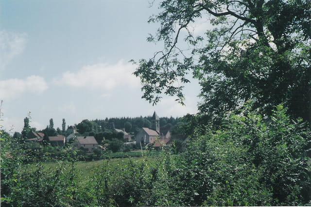 Village du Charolais