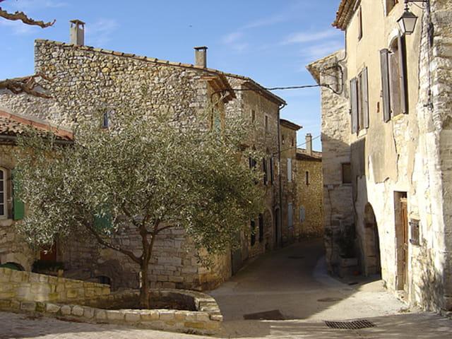 Village du Gard