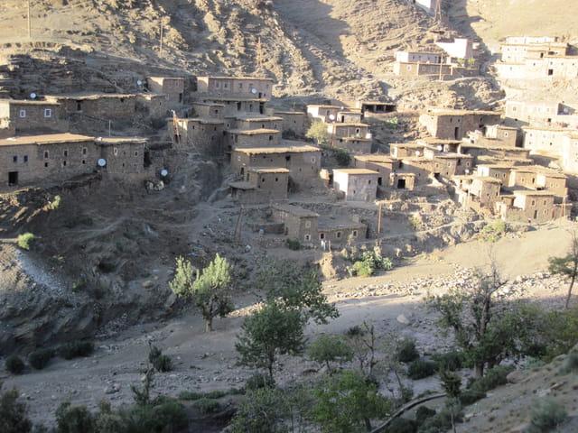 Village du Haut-Atlas