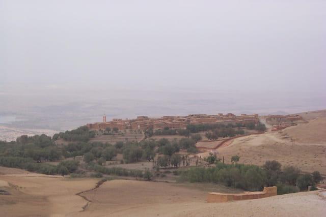 Village du plateau du kik