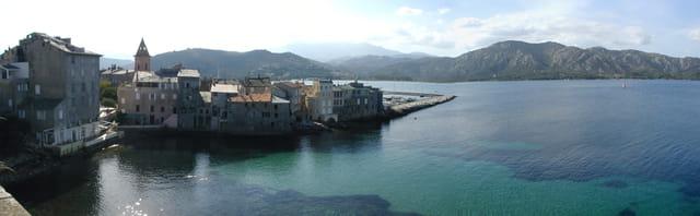 Village en Corse