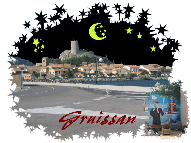VILLAGE ET TOUR-GRUISSAN