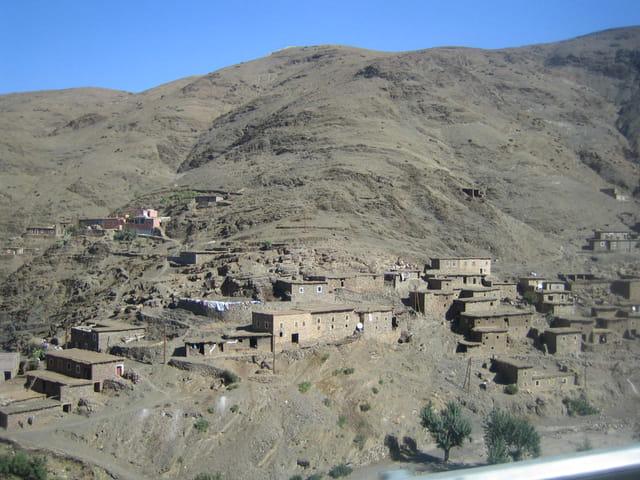 Village haut Atlas