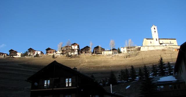 Village le plus haut d'Europe