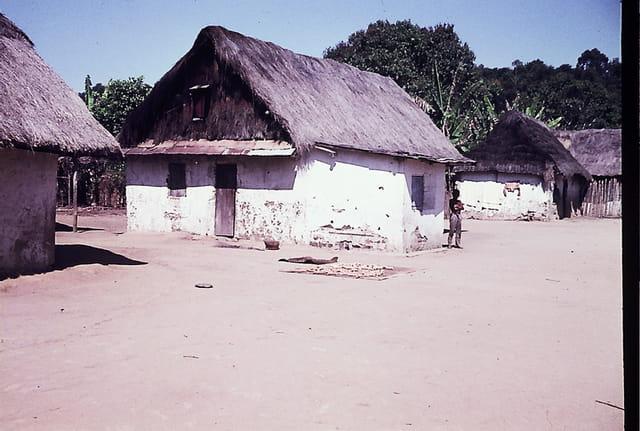 Village malgache