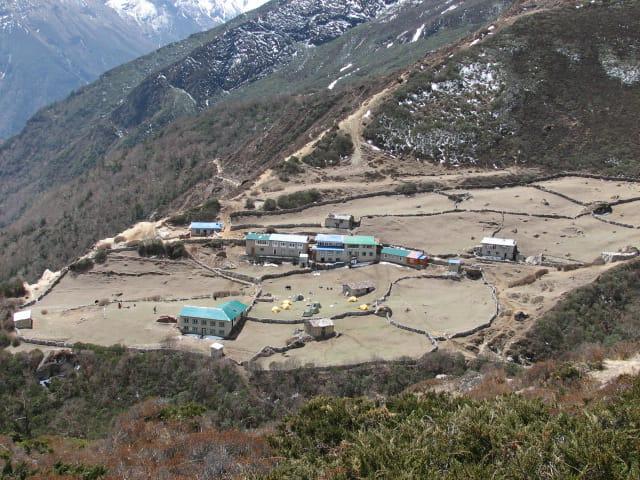 Village népalais