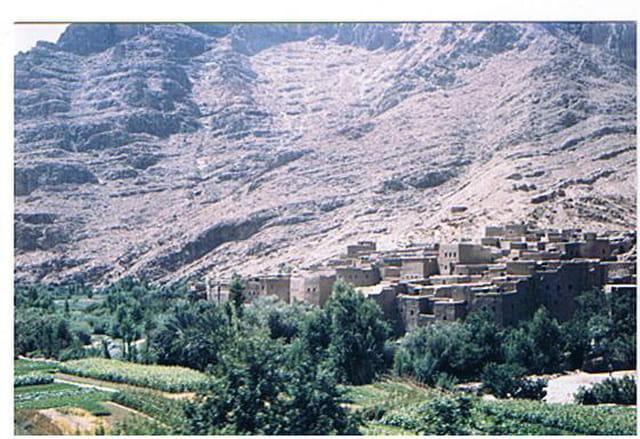 Village sud Maroc