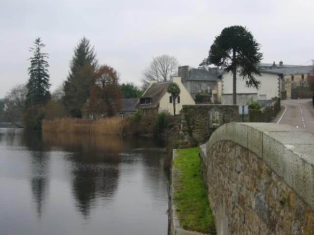 Village typique breton