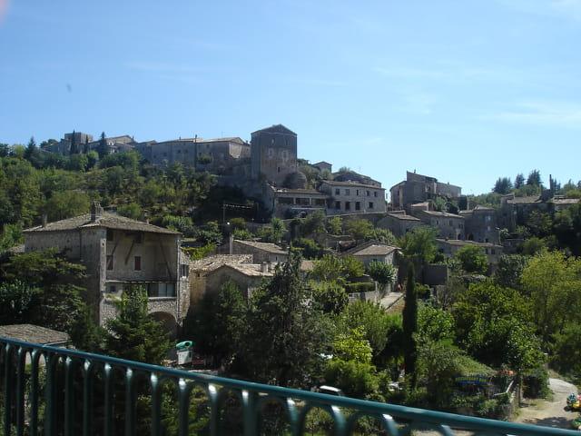 Village typique de l'Ardèche