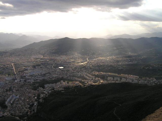 Ville de Béjaia