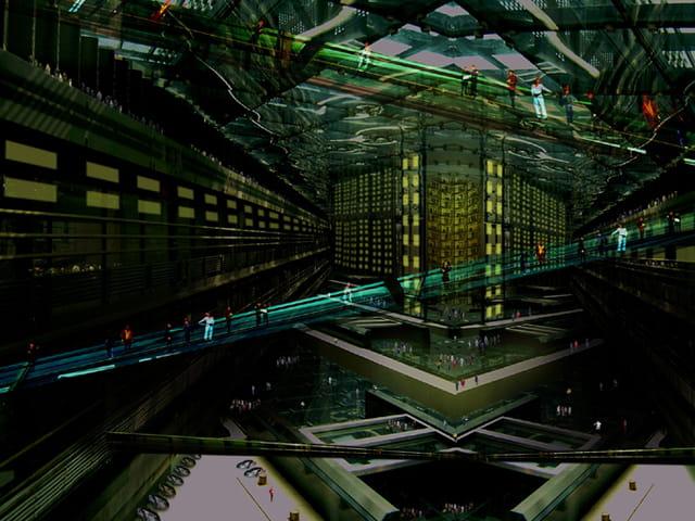 Ville du futur par jean pierre lefrancois sur l 39 internaute for Architecture du futur