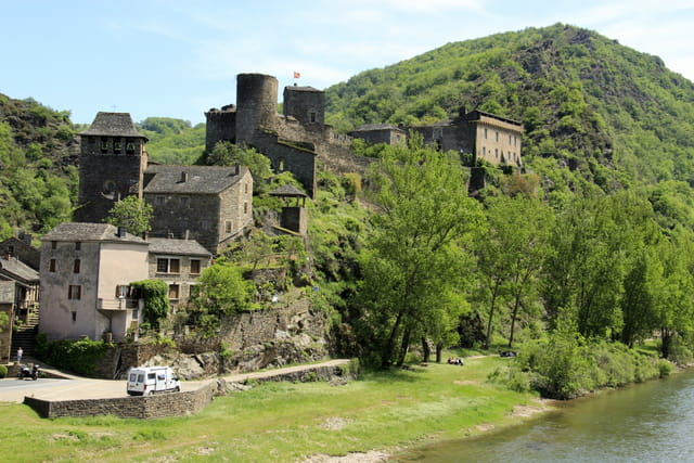 visite à un des plus beaux villages de France