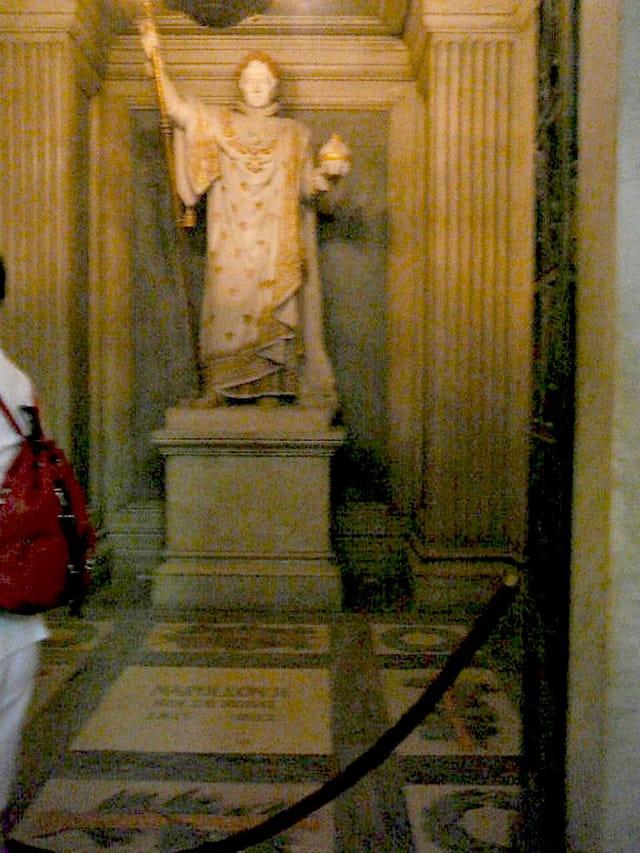 Visite de l'Hôtel des Invalides à Paris du 20 mai 2008 11