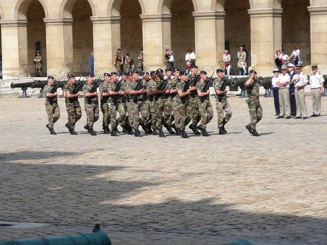 Visite de l'Hôtel des Invalides à Paris du 20 mai 2008 20