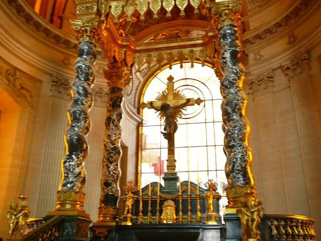 Visite de l'Hôtel des Invalides à Paris du 20 mai 2008 6