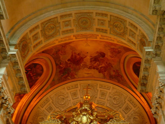 Visite de l'Hôtel des Invalides à Paris du 20 mai 2008 7