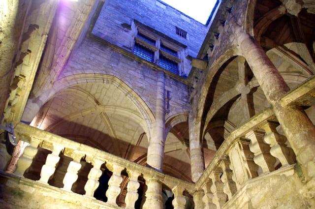 Visite de Pezenas dans l'Hérault