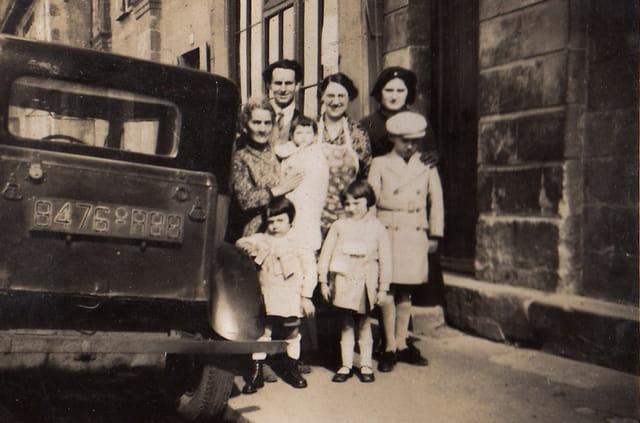 Visite familiale