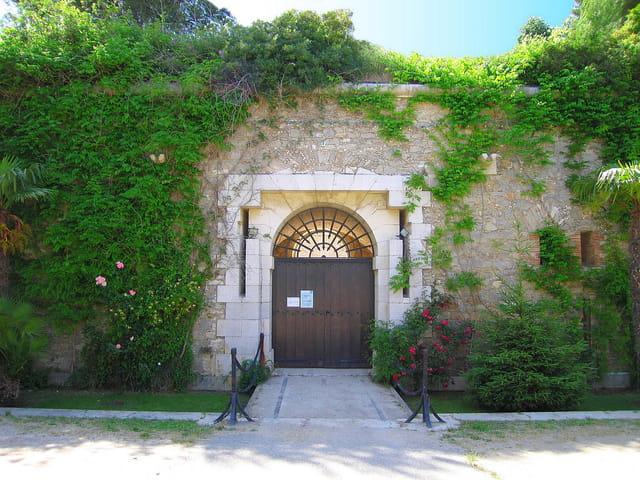 Visite Fort Napoléon (1)