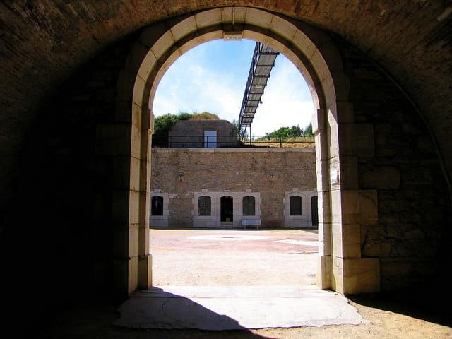 Visite Fort Napoléon (3)