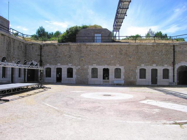 Visite Fort Napoléon (4)