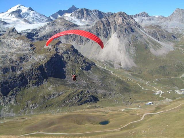 Vive le parachute !!!