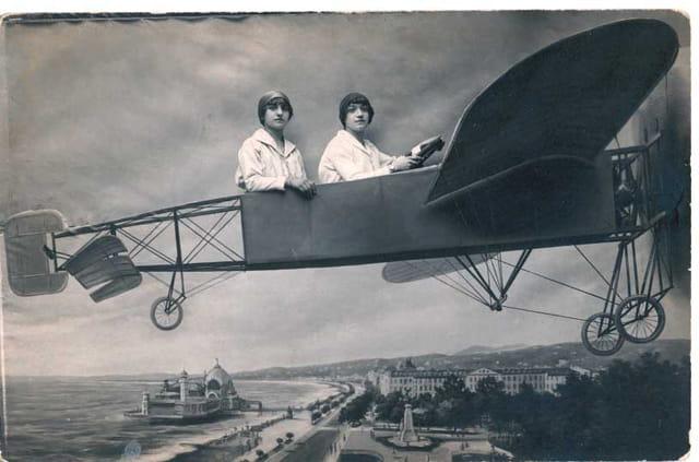 Voir de plus haut en 1914
