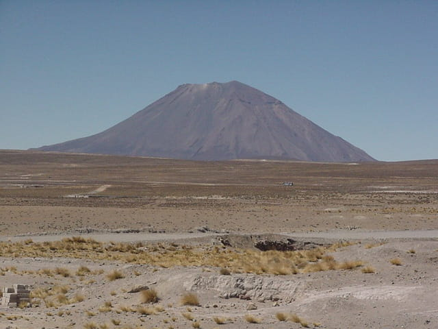 Volcan Mitsi