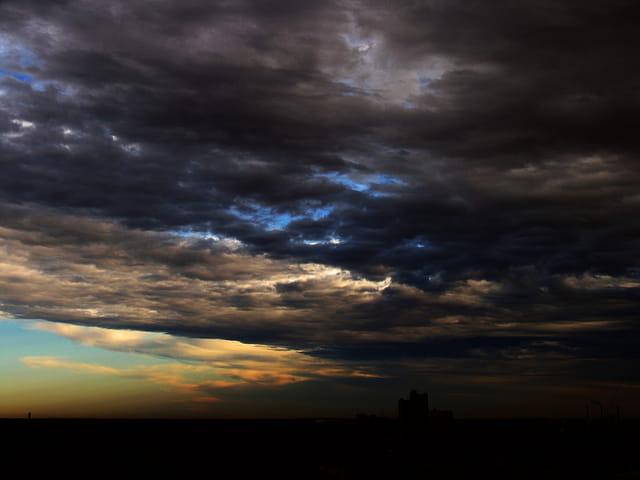 Voler avec les nuages