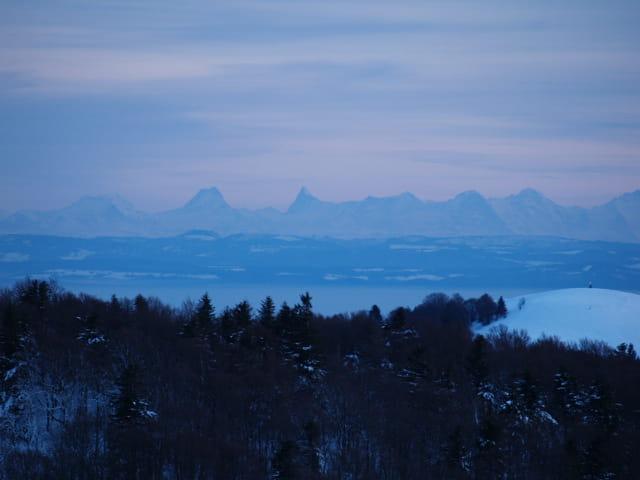 Vosges, jura et alpes