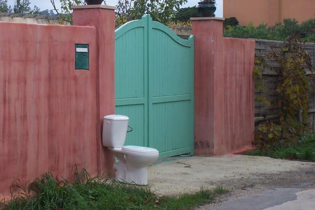 Vous avez dit grand les wc