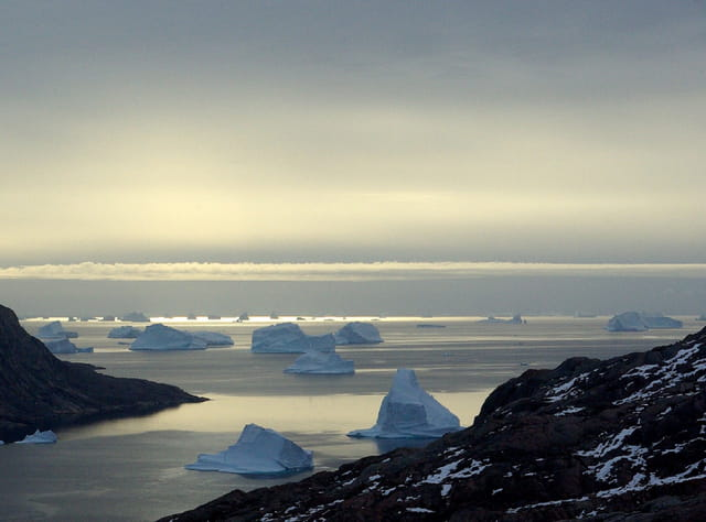 Voyage au Groenland.