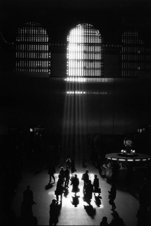 Voyageurs de l'ombre